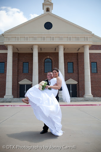 wedding photography in Denton, TX