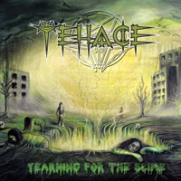 Tehace - Yearning For The Slime recenzja okładka review cover