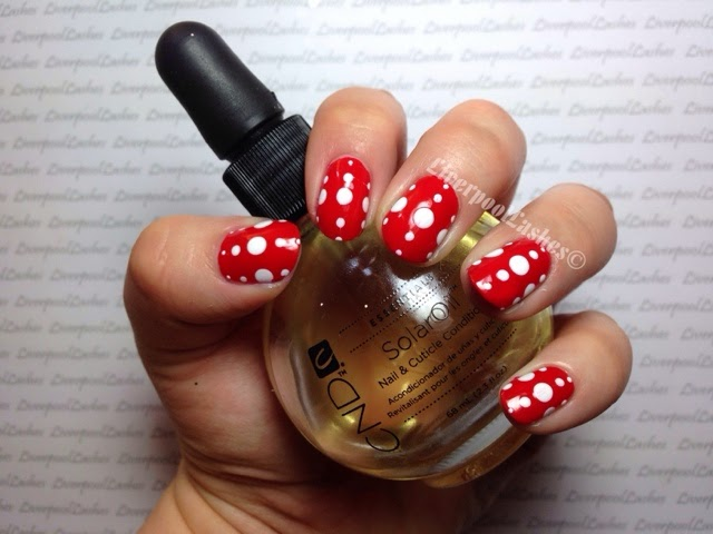 liverpoollashes liverpool lashes you tube you tuber polka dot nails easy nail art beauty blogger hairdresser beauty therapist