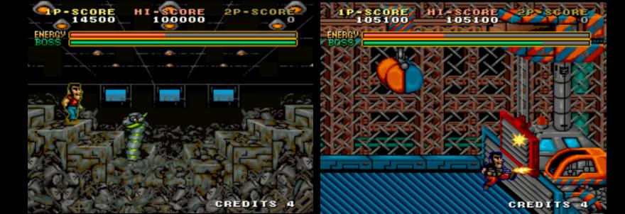[TEST] Avenging Spirit (Arcade) Boss