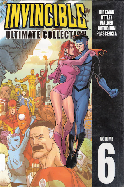 Invincible: Ultimate Collection, v. 6 cover