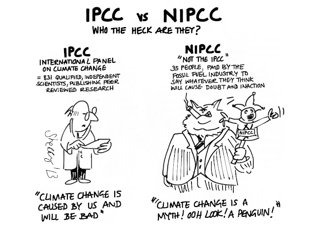 Image result for NIPCC report
