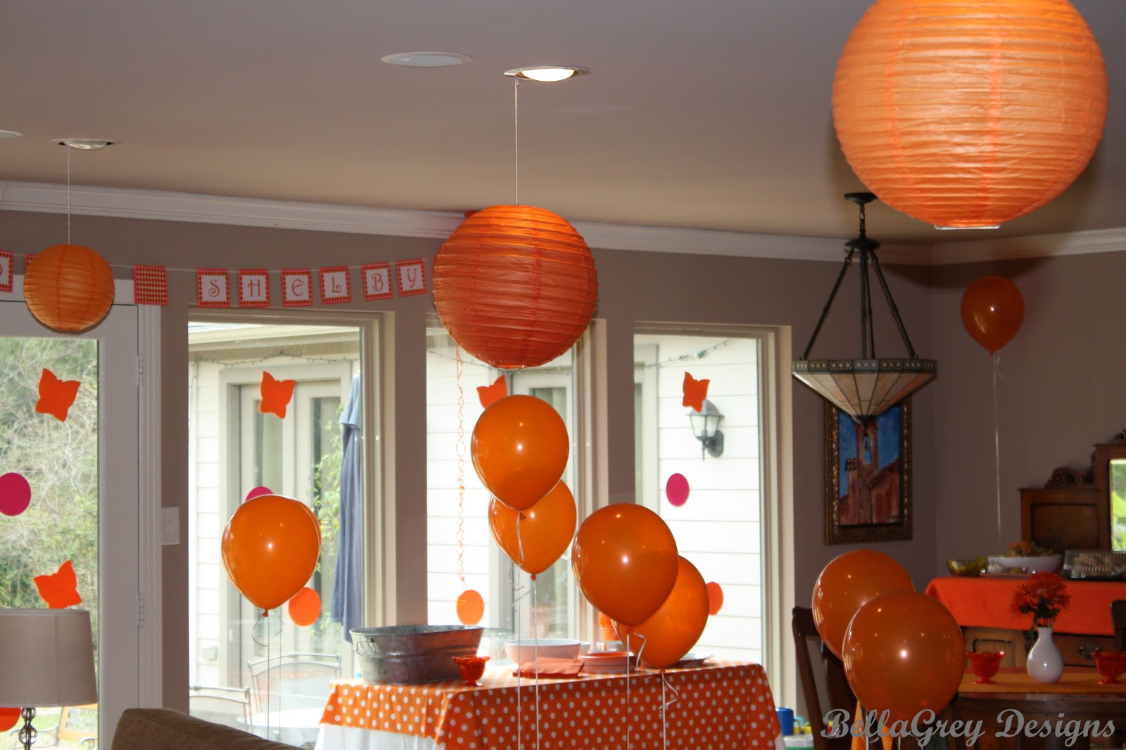 BellaGrey Designs: Real Party ~ A Sweet Third Birthday Party
