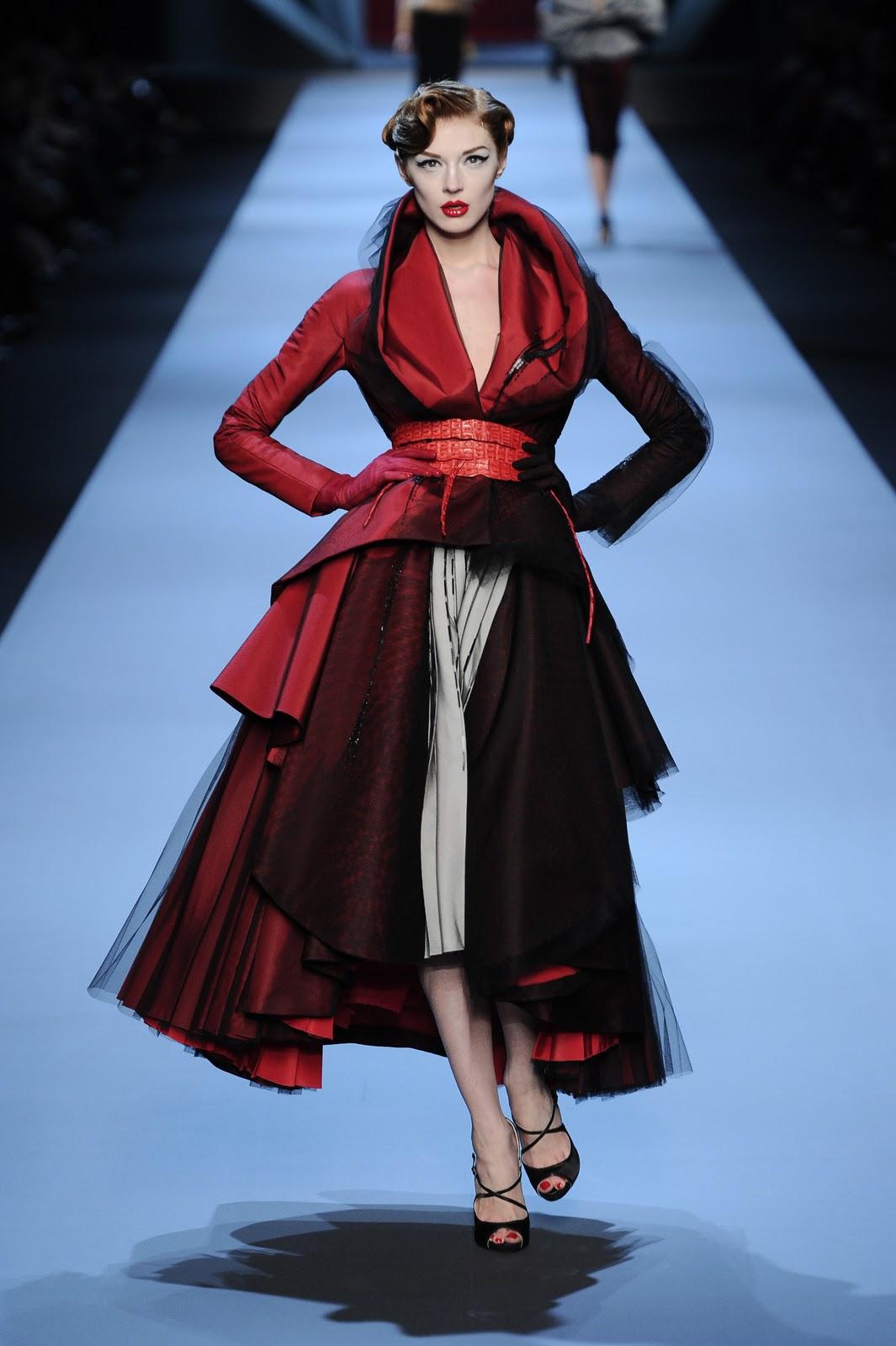 The Fashion Daily: John Galliano