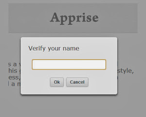 Apprise – Hiển thị thông báo trong website