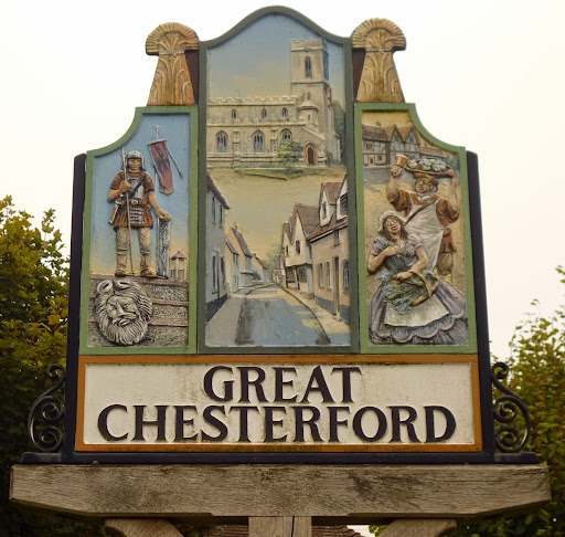 Great Chesterford village sign