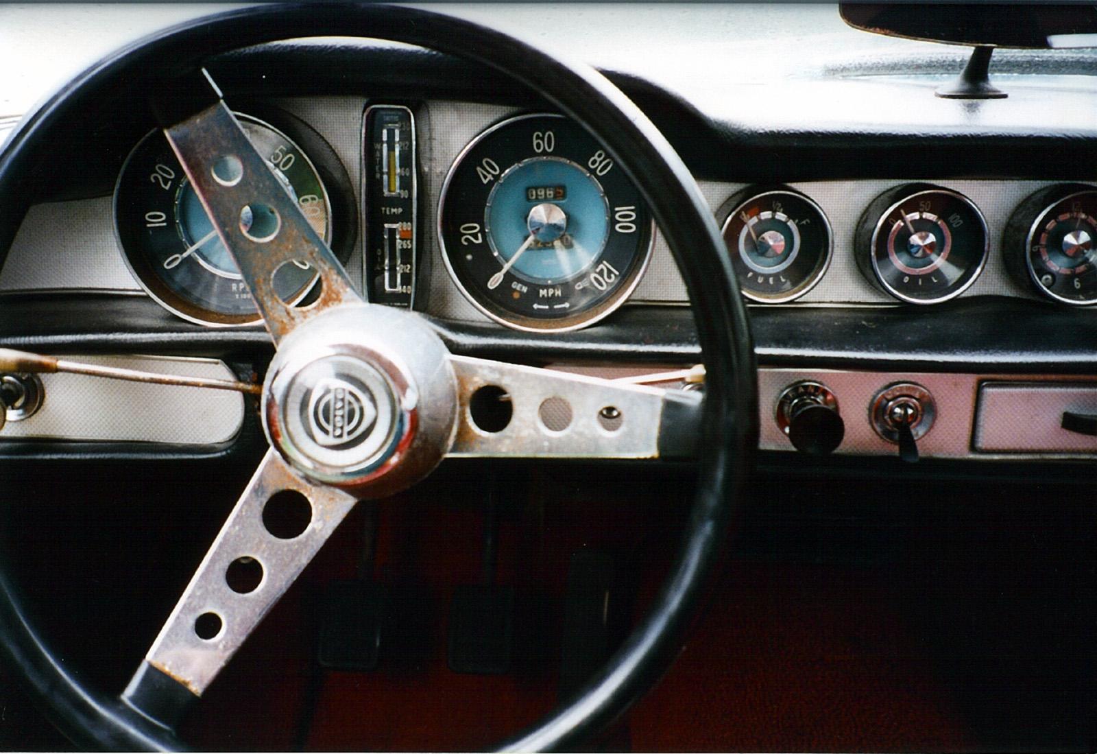 1965 volvo p1800 s 6000 smiths station al groosh 39 s garage. Black Bedroom Furniture Sets. Home Design Ideas