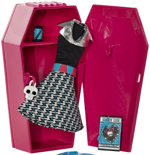Monster High - Classroom Playset - Frankie y la Economía Doméstica (Home Ick)