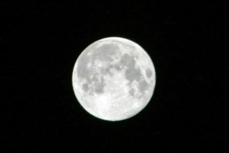 La luna y sus misterios