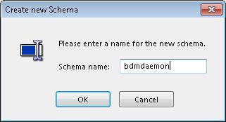 Preparar base de datos MySQL de destino de los usuarios de MDaemon