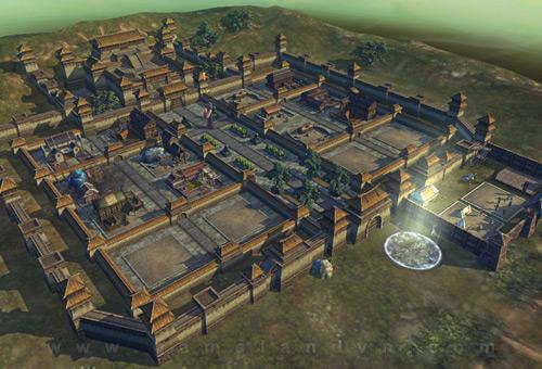 """Đôi nét về """"siêu webgame"""" Epic of the Three Kingdoms 6"""