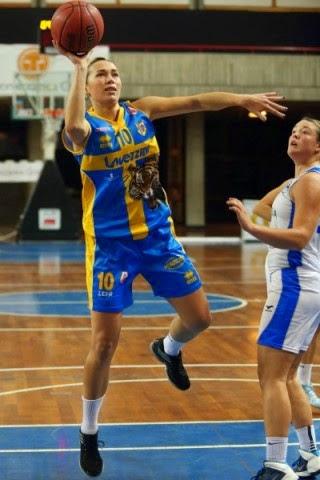 Techmania Battipaglia - Lavezzini Basket Parma 84 a 91 d.t.s. (75-75)