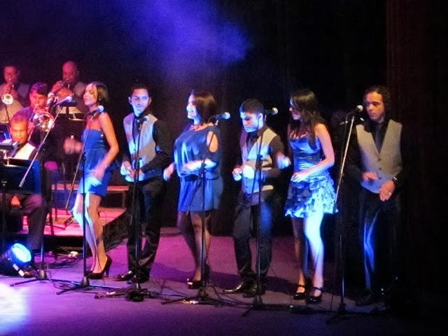La Orquesta Latino Caribeña se enfoca en resaltar la música popular de Latinoamérica