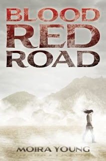 Blood Red Road by Moria Young