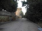 Muralla exterior del Real Alcazar