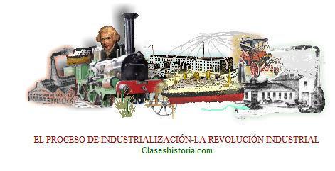 clases historia revolución industrial