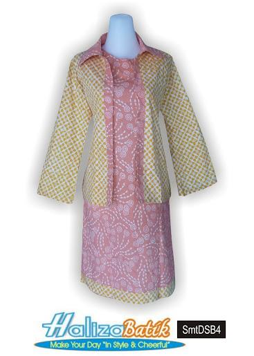 Baju Seragam, Baju Dress, Batik Dres