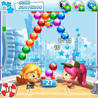Bubble Bash Mania v1.0
