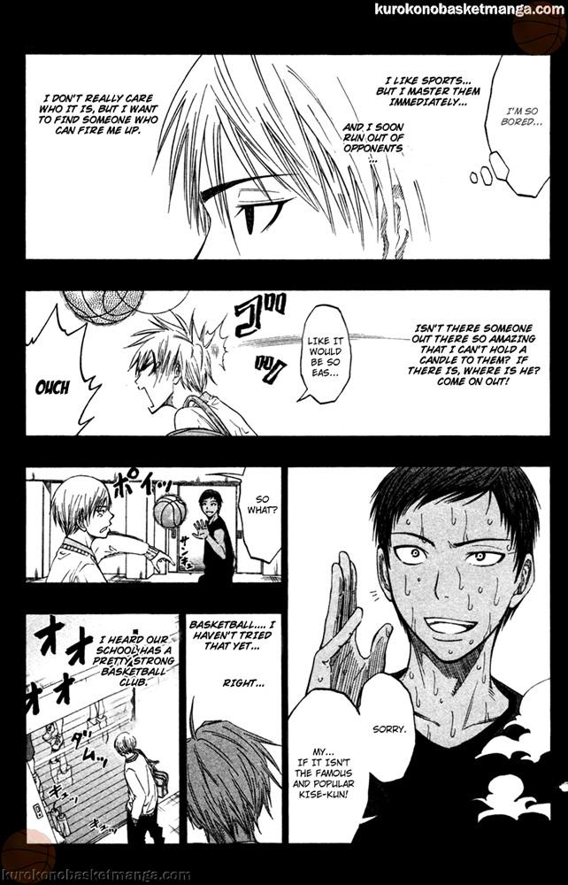 Kuroko no Basket Manga Chapter 64 - Image 3
