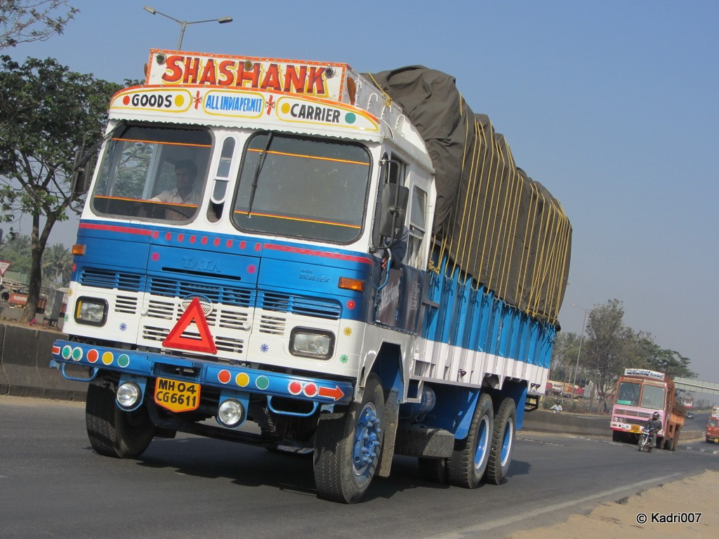 India Truck Gallery - Yeshwanth Live