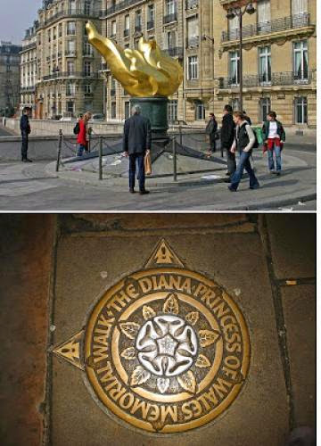 Princess Dianas Death And Memorial The Occult Meaning