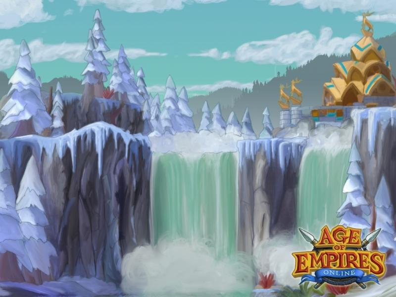 Trọn bộ hình nền của Age of Empires Online - Ảnh 3