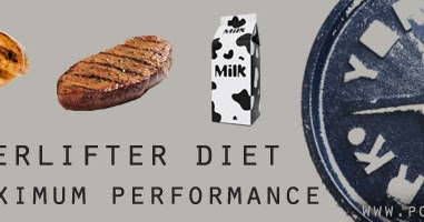 A Powerlifter Diet for Maximum Performance