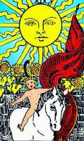 el sol arcanos mayores