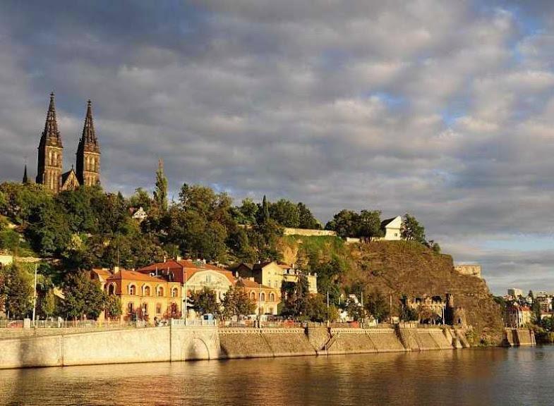 Prag - deo 5/5 - četvrt grada - Višehrad (Vyšehrad)