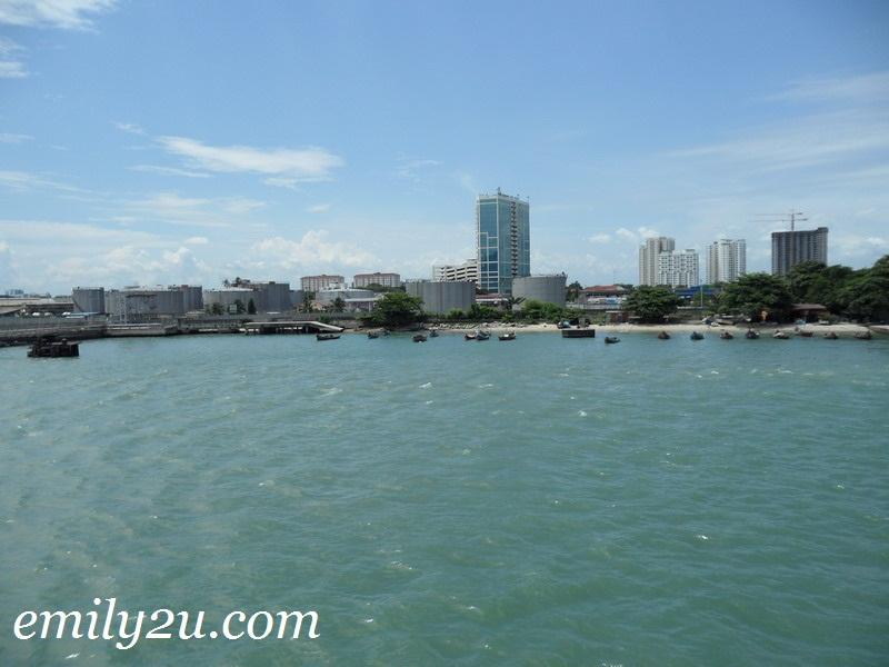 mainland Malaysia