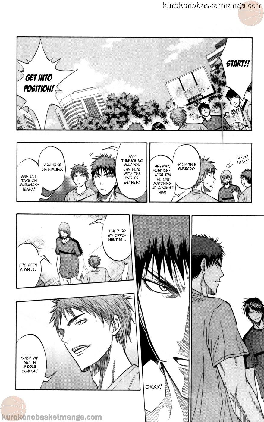 Kuroko no Basket Manga Chapter 78 - Image 12