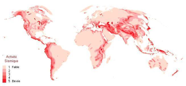 7 Sismicité : risque sismique   TPE séisme