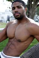 Hot Black Muscle Men Part 11