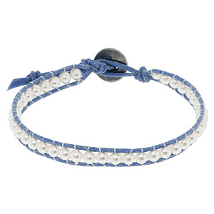 Wrapped Cord Bracelet Tutorial