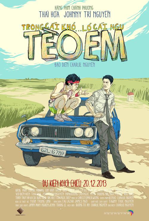 Poster Phim Tèo Em - Teo Em
