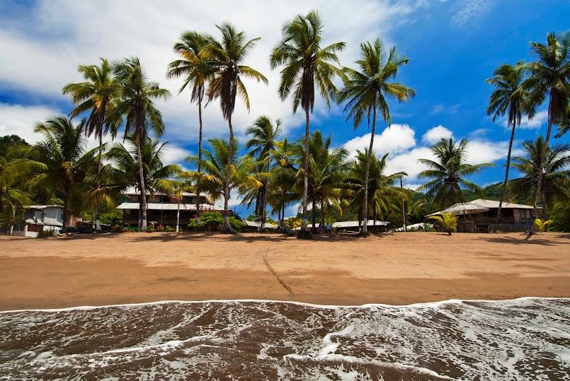 Playa de oro lodge - Hotel en bahia solano