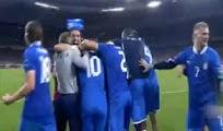 Video penales Inglaterra Italia [2 - 4] 24 Junio Eurocopa 2012