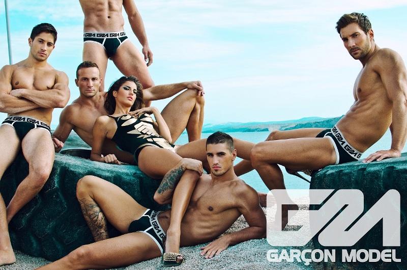 BST underwear cho các chàng trai mùa hè từ Garçon Model