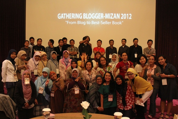 Gathering Blogger Mizan 2012