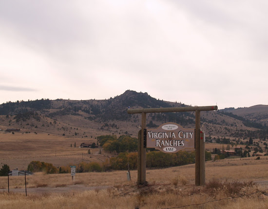 Virginia City Ranches, Ennis MT Real Estate