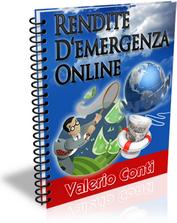 Valerio Conti - Rendite d'Emergenza Online