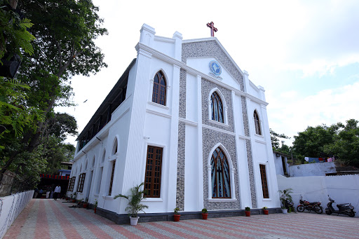 church established by st thomas in india