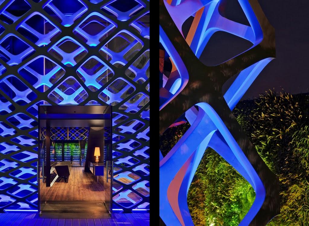 Tori Tori Restaurant design by Rojkind Arquitectos + Esrawe Studio