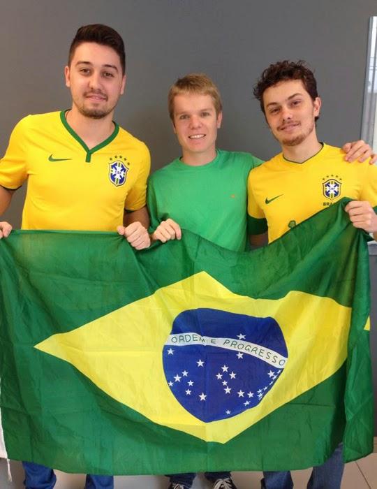 camisas oficiais do Brasil