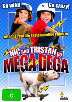 Filme Poster Nic & Tristan Go Mega Dega DVDRip XviD & RMVB Dublado