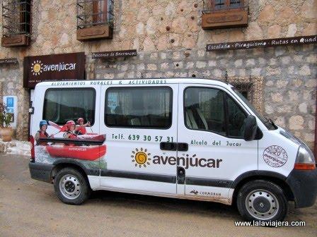Avenjúcar ofrece actividades de turismo activo en La Manchuela