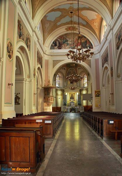kolegiata Świętego Michała w Ostrowcu Świętokrzyskim
