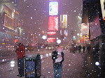 It started really snowing that night (hey look, a baby in a blizzard)