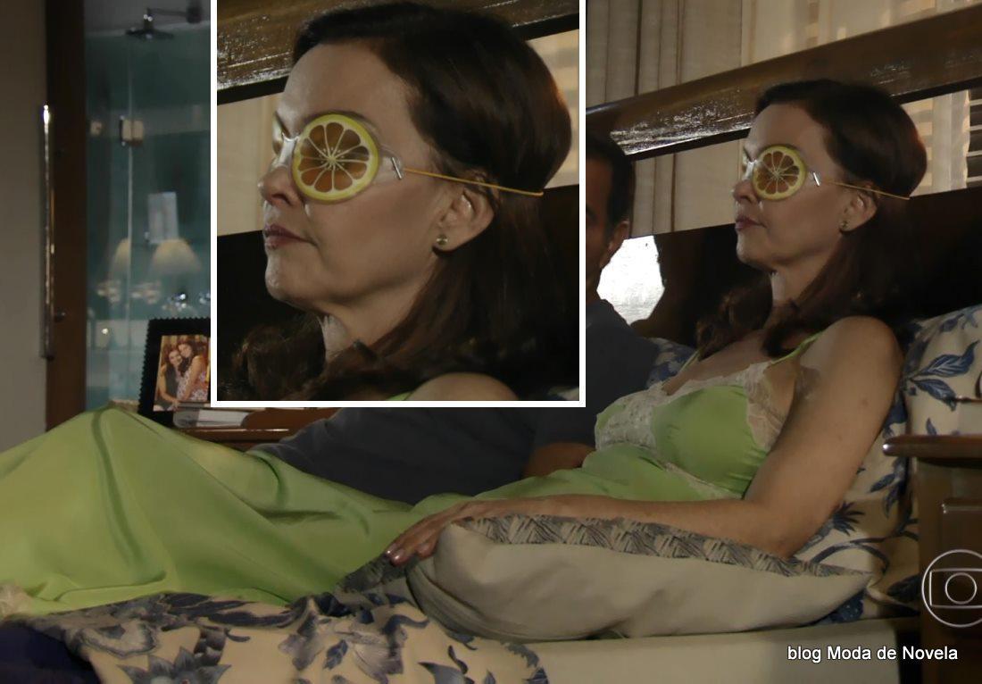 moda da novela Em Família - look da Helena dia 15 de maio