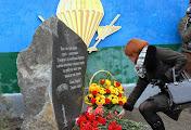 Николаевцы почтили память студентов, павших под Крутами, и воинов, сложивших головы на Донбассе